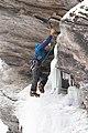 Aiguilles - Escalade sur glace - janvier 2014 - 9.jpg