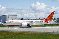 VT-ANN - B788 - Air India