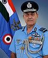 Air Marshal SK Ghotia as AOC-in-C of SWAC.jpg