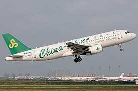 Airbus A320-214, Spring Airlines AN2180000.jpg