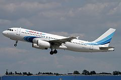 Airbus A320 linii Yamal Airlines