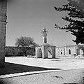 Al Haram esh-Sharif - Tempelberg. Minaret en een klein heiligdom, Bestanddeelnr 255-5416.jpg