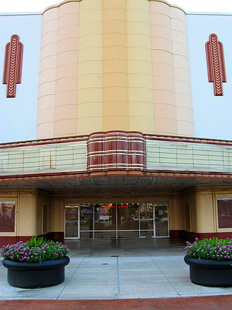 Alabama Theatre (Houston) - Image: Alabama marquee