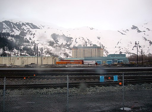 Alaska - Whittier - Begich Towers - May 2008 (2539986150)