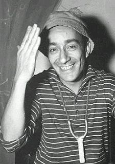 Argentine comedian and actor
