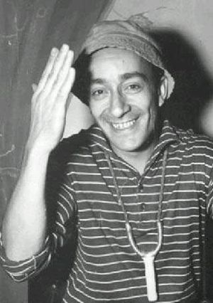 Olmedo, Alberto (1933-1988)