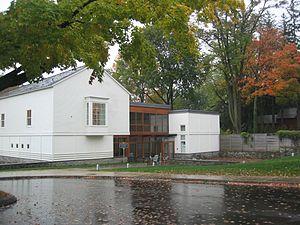 Aldrich Contemporary Art Museum - Image: Aldrich Museum Exterior