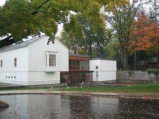 The Aldrich Contemporary Art Museum Art museum in Connecticut, United States