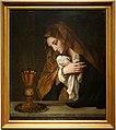 Alessandro allori, maddalena dorante i simboli della passione di cristo, 1581, 01.jpg