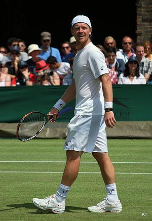 Alex Bogomolov Jr. - Bogomolov at the 2012 Wimbledon Championships