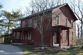Reynoldsburg, Ohio - Alexander W. Livingston House, now a museum