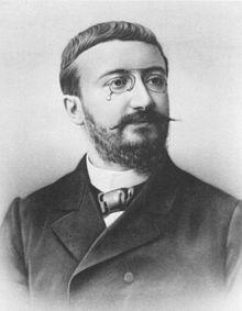 Portrait de Alfred Binet