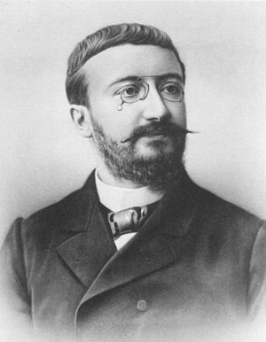 History of the race and intelligence controversy - Alfred Binet (1857-1911), inventor of the first intelligence test