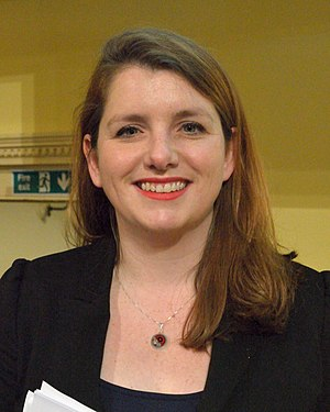 Alison McGovern - Image: Alison Mc Govern 3, Any Questions, 2016