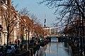 Alkmaar - Platte Stenen Brug - View ESE on Verdronkenoord.jpg