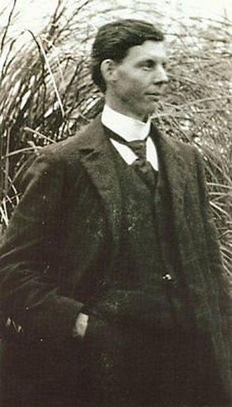 Allen Jeardeau - Jeardeau in 1897