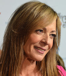 Photo of Allison Janney.
