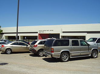 Almeda, Houston - Almeda Station Post Office