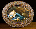 Alois Eckardt - Porzellanmalerei nach Pompeo Girolamo Batoni.jpg