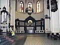 Altar of St Antony Basilica Katowice Panewniki.jpg