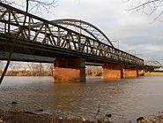 Alte Niederräder Brücke Südost