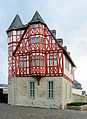 Alte Vikarie - Haus Staffel - Bischofssitz Limburg - Residence of the bishop of Limburg - October 26th 2013 - 01.jpg