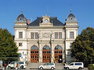 Altenburg station