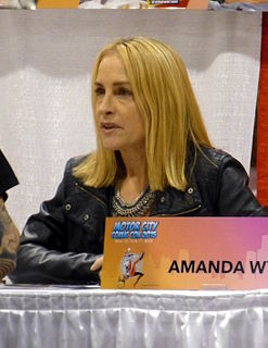 Amanda Wyss American actress