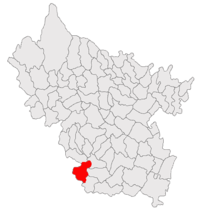 Location of Amaru