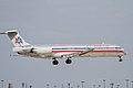 American Airlines MD-80 N983TW (13836950834).jpg