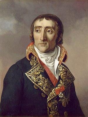 Portrait de l'Amiral Eustache Bruix