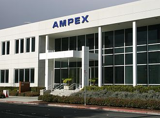 Ampex - Former Ampex headquarters on Broadway