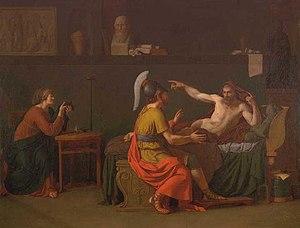 Ο Περικλής 300px-Anaxagoras_and_Pericles