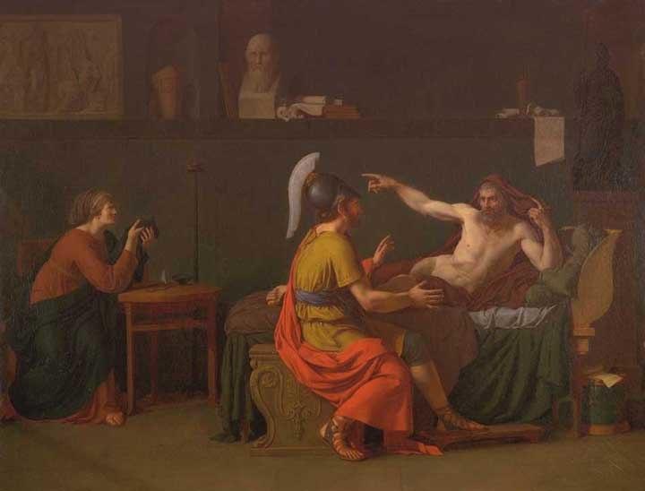 Anaxagoras and Pericles