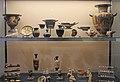 Ancient Greek Cult display, Garstang Museum.jpg