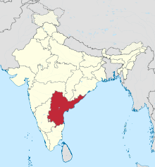 Andhra Pradesh in India (disputed hatched).svg