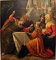 Andrea ansaldo, salomè offre la testa del battista a erodiade, da oratorio di s. silvestro, ge 01.JPG
