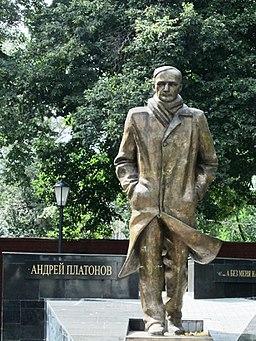 Andrey Platonov, Voronezh2