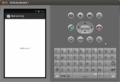 Android Hello world application with SDK v20 and Android 4.1.png