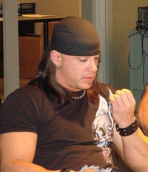 Andy Douglas - Image: Andy Douglas autograph session