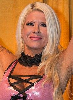 Angelina Love Canadian professional wrestler