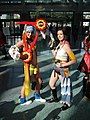 Anime Expo 2010 - Rikku and Yuna from Final Fantasy X-2.jpg