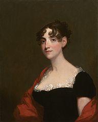 Ann Calvert Stuart Robinson (Mrs. William Robinson)