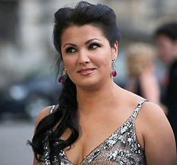 Anna Netrebko Muzica are de câștigat.