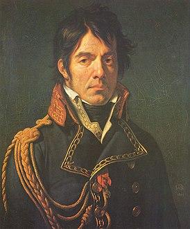 Доминик Жан Ларрей. Портрет Анн-Луи Жироде-Триозона, 1804 год