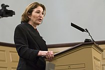Anne-Marie Slaughter at the Miller Center 2011.jpg