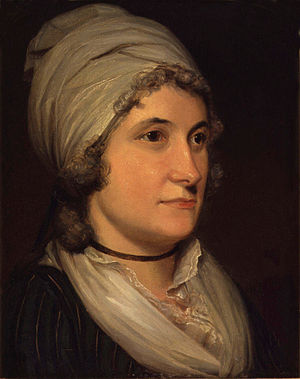1797 in art - Image: Anne Flaxman (née Denman) by Henry Howard
