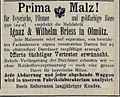 Annonce Ignaz u Wilhelm Briess.jpg