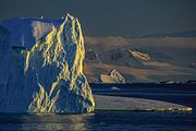Another spectacular cruise northward along the NW coast of the Antarctic Peninsula. (25386634533).jpg