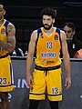 Anthony Gill (basketball) 13 BC Khimki EuroLeague 20180321.jpg